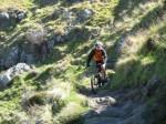 Biking In The Hills